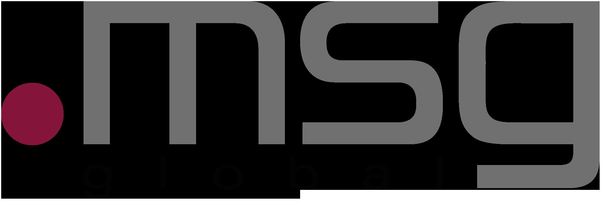 Msg Global Logo